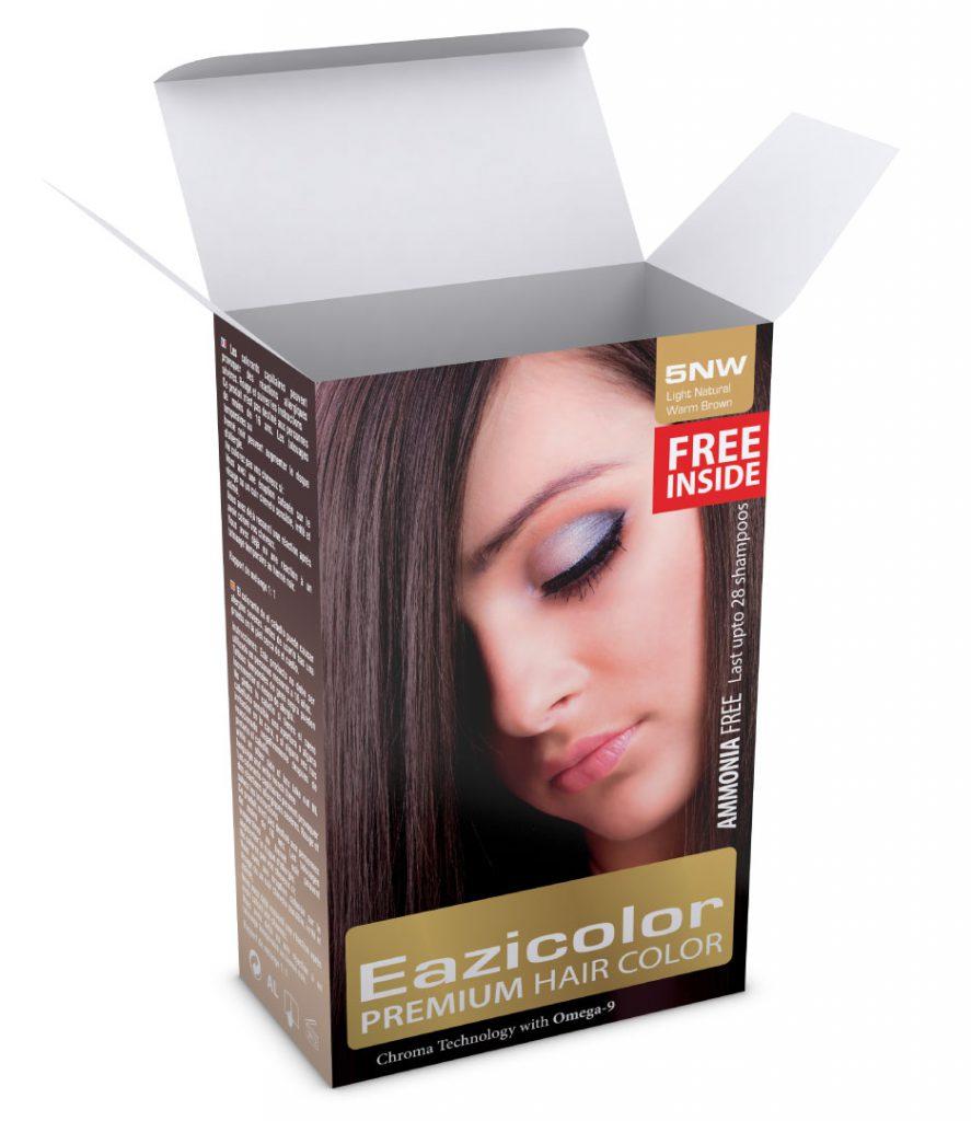 Eazicolor Women Premium Kit 5NW_2